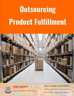 Poduct Fullfillment companies Outsource